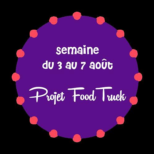 PROJET FOODTRUCK / SAINT-AMABLE