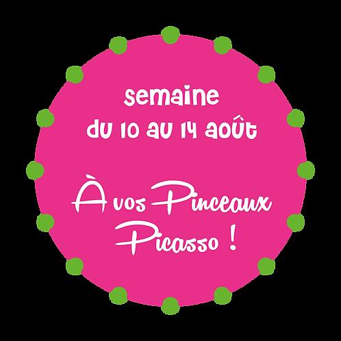 À VOS PINCEAUX... PICASSO !  / SAINT-AMABLE