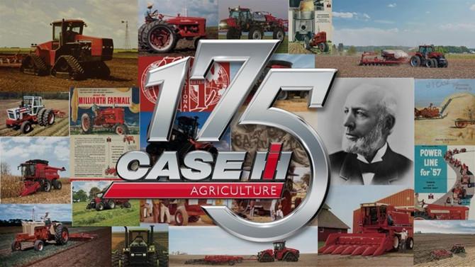 Case IH comemora 175 anos