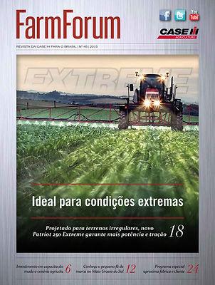 45 Edição da Revista Farm Forum
