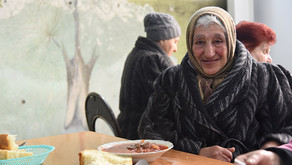 Improvements at FAR's Gyumri Soup Kitchen Benefit Local Seniors