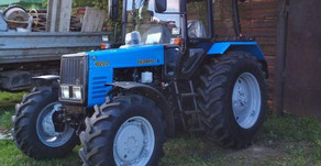 Tractor Donation to Enable Farmers to Make a Better Living