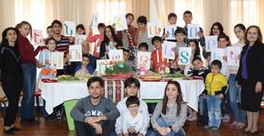 Children's Center Celebrates Easter in the Time of Coronavirus
