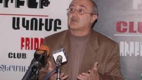 Levon Lachikyan at Club Urbat