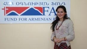 Beneficiary Ani Kalashyan