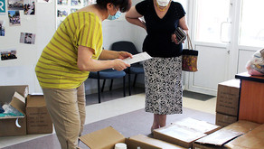 FAR Distributes PPE to Clinics Throughout the Tavush Region