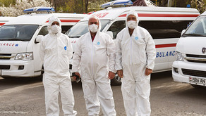 FAR Distributes Personal Protection Equipment to Armenia's Hospitals