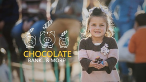 Join Us to Raise Funds for Chocolate Bank ... and More