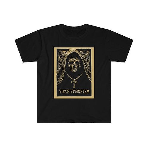 Vitam et Mortem T-Shirt (Gold)