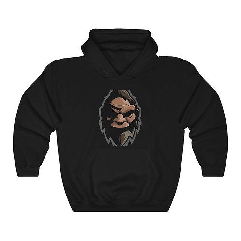 Squatch Black Hoodie