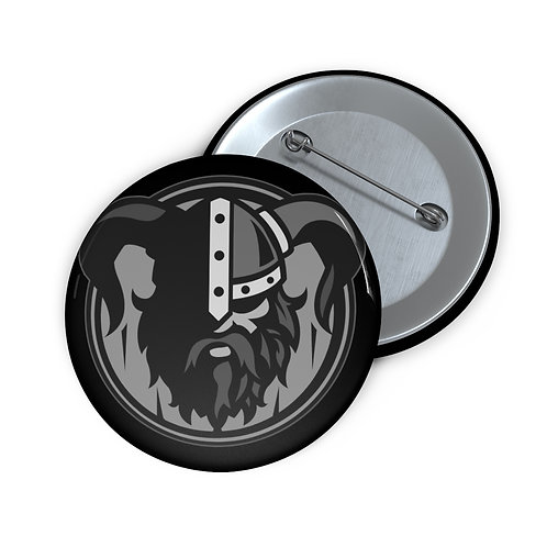 Whole Ass Viking Man-God Pin
