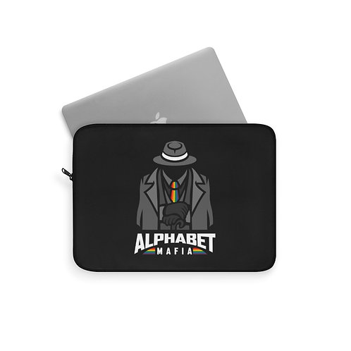 Alphabet Mafia Laptop Sleeve