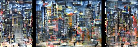 Dreams of Metropolis