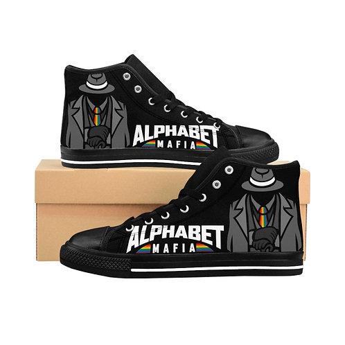 Alphabet Mafia High-top Sneakers