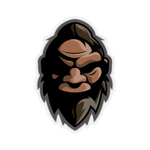 Squatch Kiss-Cut Sticker