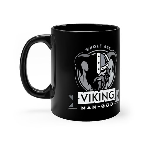 Whole Ass Viking Man-God Mug
