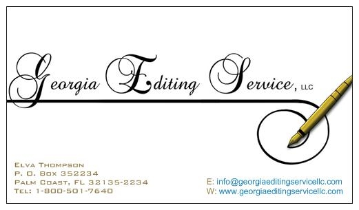 Georgia Editing Service, LLC