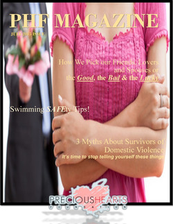 PHF Magazine July 2015 Issue