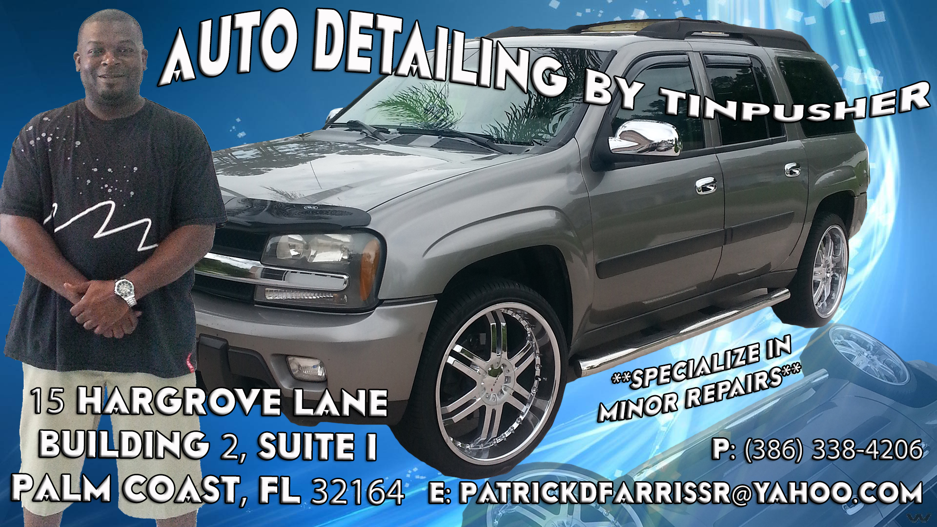 Auto Detailing by TinPusher