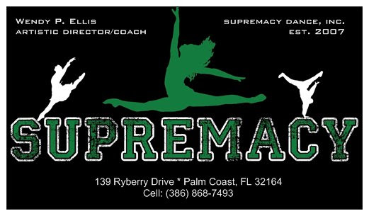 Supremacy Business card
