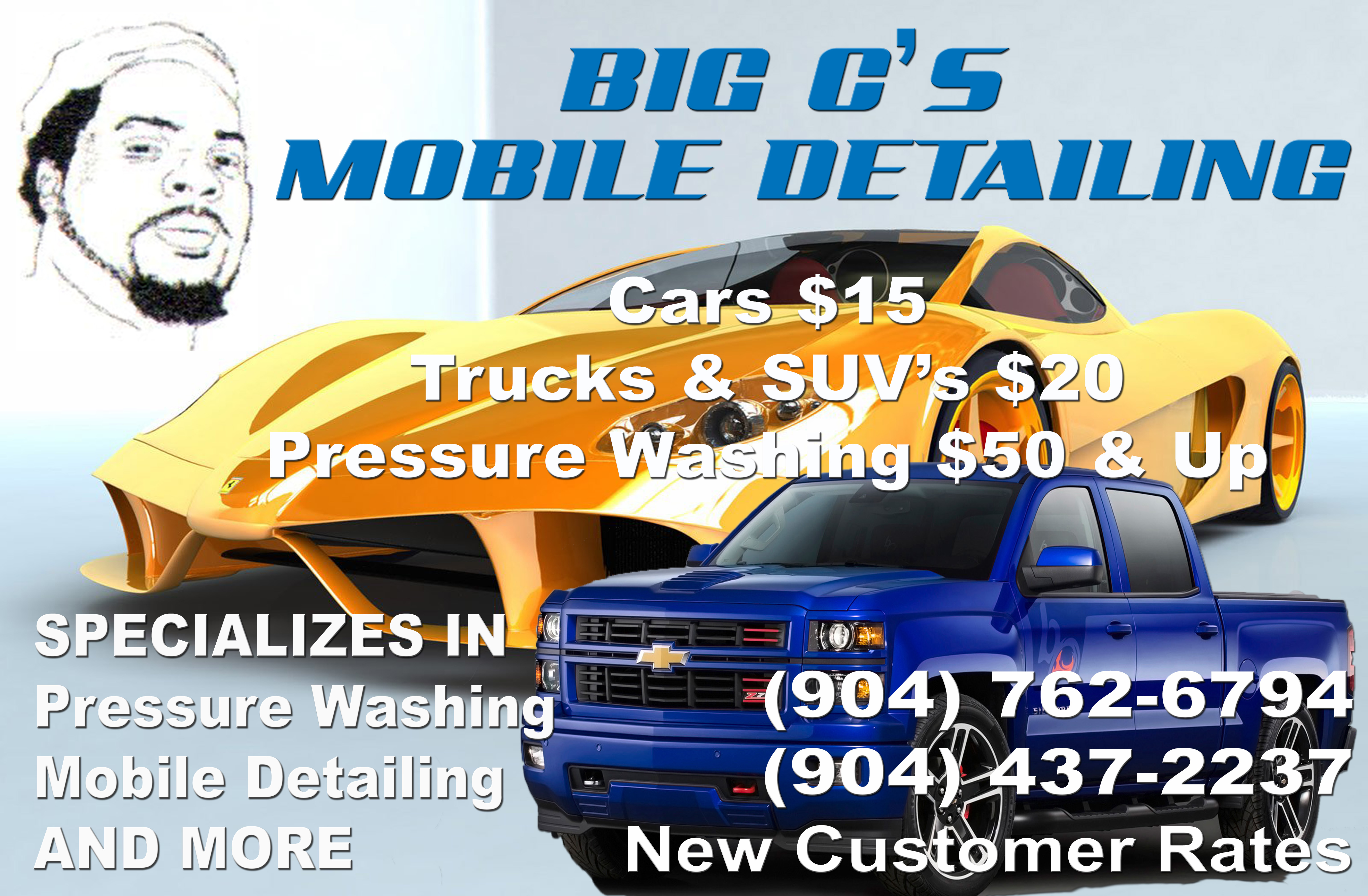 Big C's Mobile Detailing