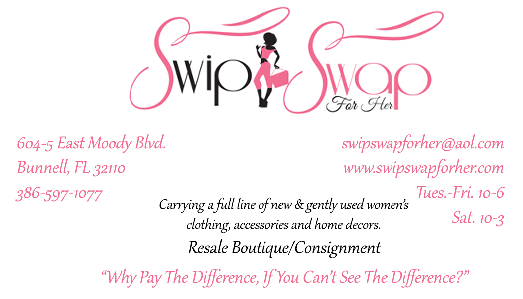 swipswap for her business cards