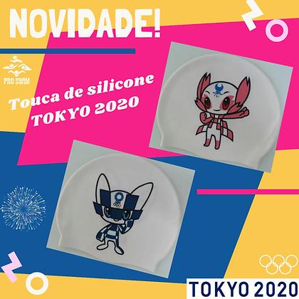 Toucas de Silicone Tokio 2020
