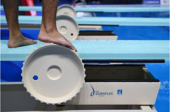 Suporte Curto Fulcrum para Diving Board