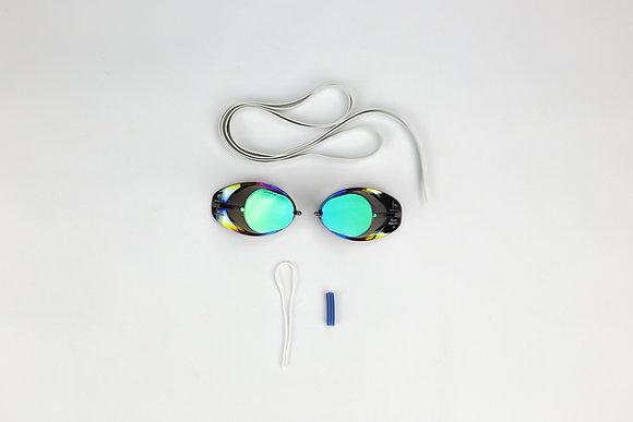 Óculos de Natação Sueco Malmstem Espelhado