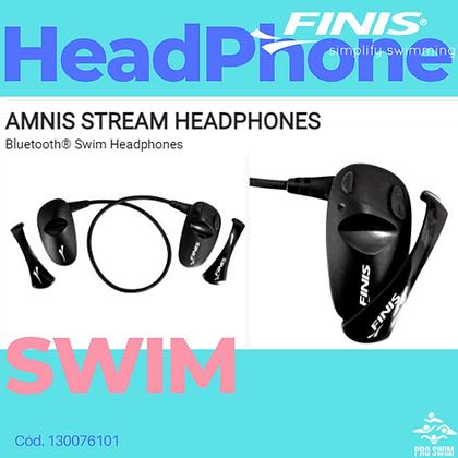 Amnis Stream Swim BT Headphones Finis