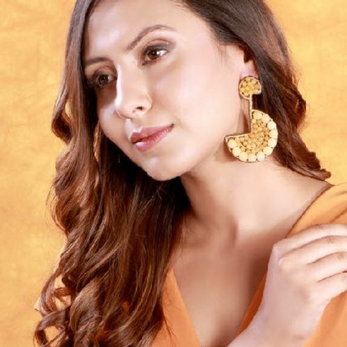Lyrical Queen Earrings