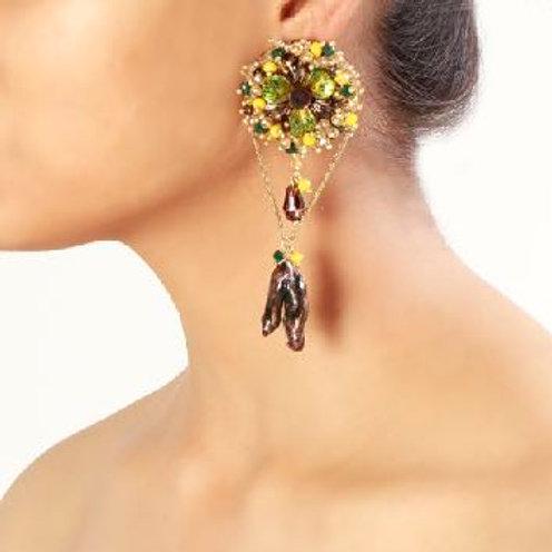 Radha Earrings