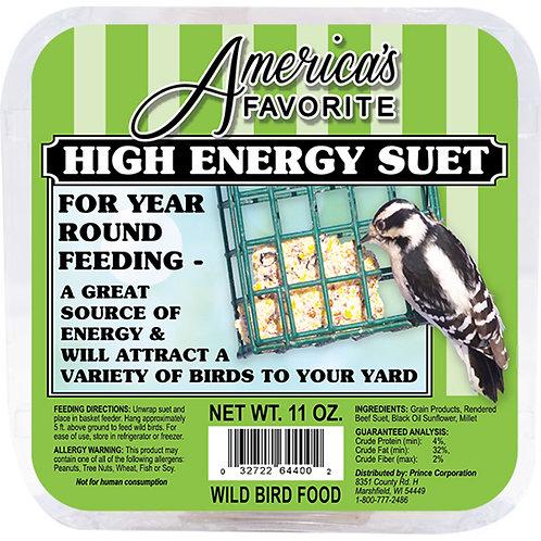 11 oz Hi-Energy Suet Bird Feed