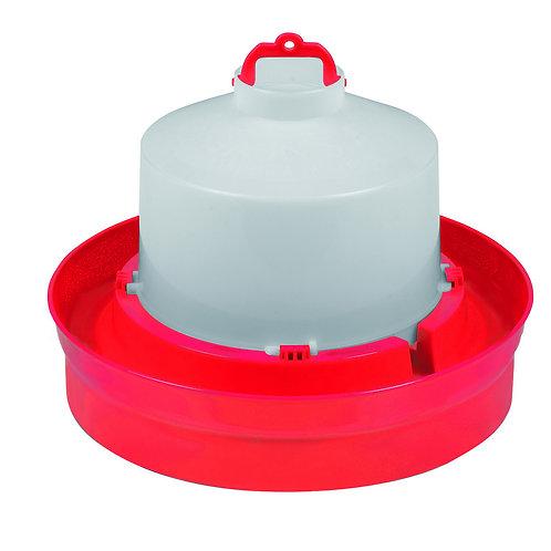 1 GAL LITTLE GIANT DEEP BASE POULTRY WATERER