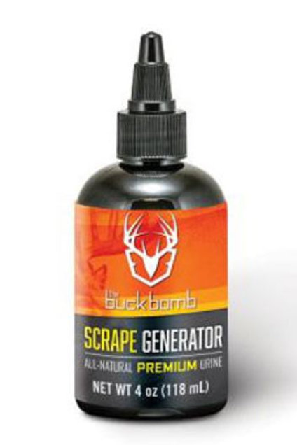 4 oz Scrape Generator Liquid w/ 4 Wicks
