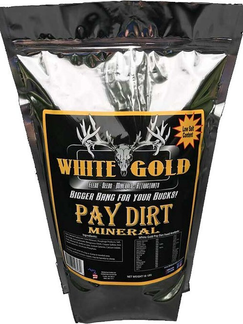 10 # Pay Dirt Mineral Deer Attractant