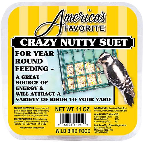 11 oz Crazy Nutty Suet