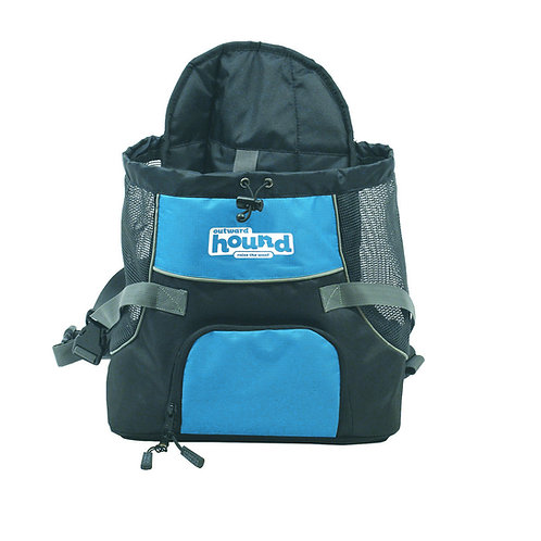 MEDIUM BLUE POOCH POUCH FRONT CARRIER