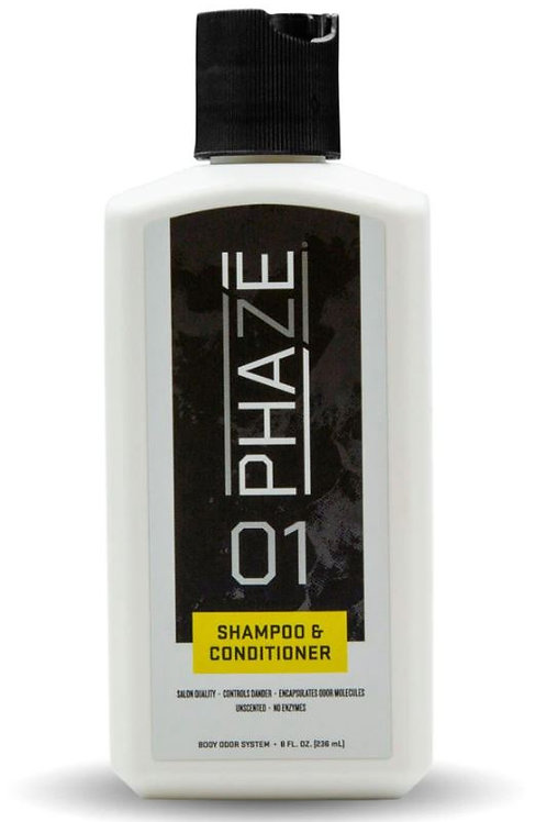 PhaZe 1: Shampoo + Conditioner