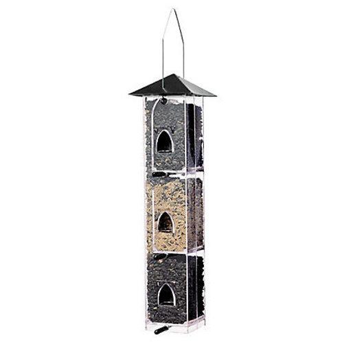 3 # CLEAR EVENSEED BIRD SILO