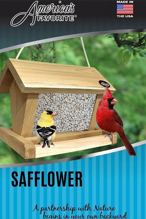 SAFFLOWER SEED FOR WILD BIRD FEED 8 #