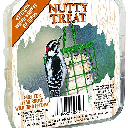 11 oz Nutty Suet Treat