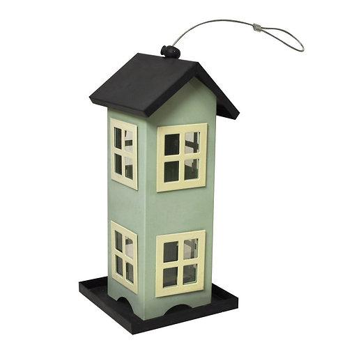 Townhouse Birdfeeder