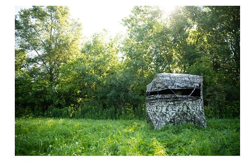 Muddy Infinity 2 Person Ground Blind