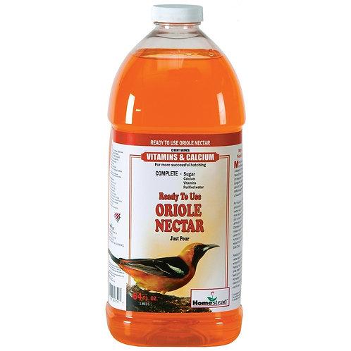 ORANGE READY TO USE ORIOLE NECTAR 64 OZ