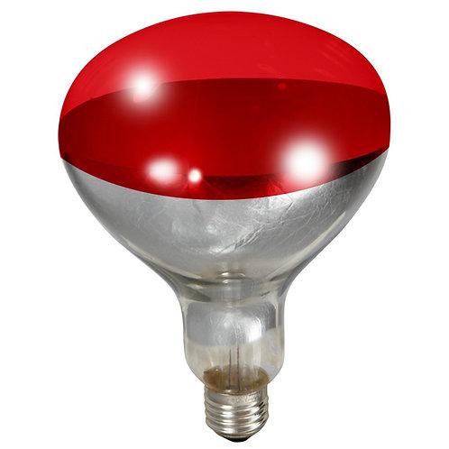 Red Heap Lamp Bulb 250 Watts