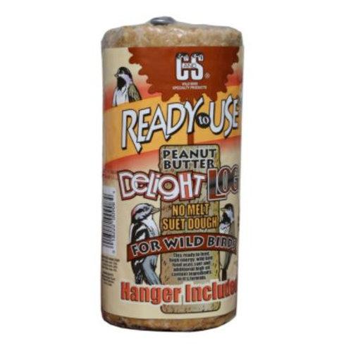 Ready to Use Peanut Delight Log