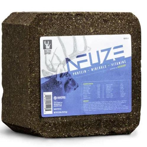 NFUZE Protein / Mineral / Vitamin Block 25 lbs