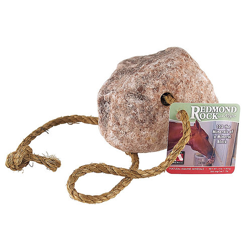 3 # ROCK ON A ROPE HORSE MINERAL 3-5 # ROCK