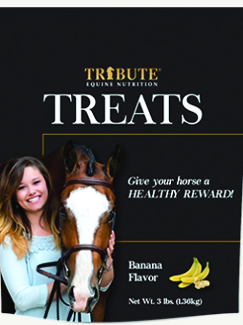 Tribute Banana Horse Treats 3 #